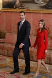 Spanish Royals Host Cervantes Awards Lunch 42278