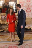 Spanish Royals Host Cervantes Awards Lunch 42279