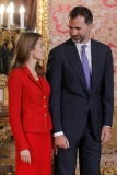 Spanish Royals Host Cervantes Awards Lunch 42298