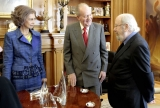Spanish Royals Host Cervantes Awards Lunch 42338