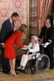 Spanish Royals Host Cervantes Awards Lunch 42355