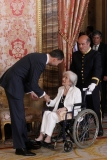 Spanish Royals Host Cervantes Awards Lunch 42364