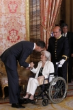 Spanish Royals Host Cervantes Awards Lunch 42366