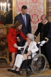 Spanish Royals Host Cervantes Awards Lunch 42380