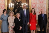 Spanish Royals Host Cervantes Awards Lunch 42381