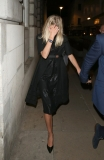 Celebs Leave Loulou's Private Members Club 42473