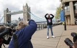 London Marathon Winners Photo Call 2 42705