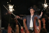 'Towniest' Cast Films a Frat Party Scene 42849