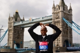 London Marathon Winners Photo Call 42905