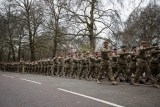 Mechanized Brigade to Parade Through London 42922