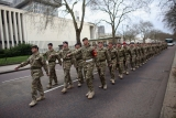 Mechanized Brigade to Parade Through London 42940