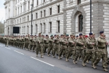 Mechanized Brigade to Parade Through London 42941