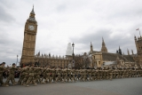 Mechanized Brigade to Parade Through London 42942
