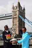 London Marathon Winners Photo Call 42960