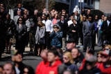 Funeral for Boston Marathon Bombing Victim 43109