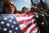 Funeral for Boston Marathon Bombing Victim 43125