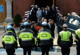 Funeral for Boston Marathon Bombing Victim 43176