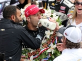 Tony Kanaan won the popular vote after Indy 500 win 43186