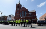 Funeral for Boston Marathon Bombing Victim 43193