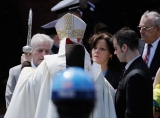 Funeral for Boston Marathon Bombing Victim 43204