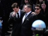 Funeral for Boston Marathon Bombing Victim 43205