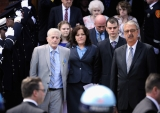 Funeral for Boston Marathon Bombing Victim 43207