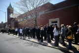 Funeral for Boston Marathon Bombing Victim 43211