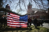 Funeral for Boston Marathon Bombing Victim 43212