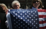 Funeral for Boston Marathon Bombing Victim 43245