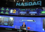 Viacom Rings the Stock Market Opening Bell  43339