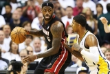 Heat cruise against Pacers in Game 3 43340