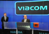 Viacom Rings the Stock Market Opening Bell  43370