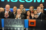 Viacom Rings the Stock Market Opening Bell  43421