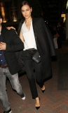Irina Shayk at the Eleven Paris Store Launch 43451