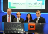 Viacom Rings the Stock Market Opening Bell  43460