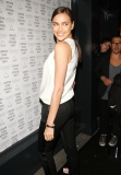 Irina Shayk at the Eleven Paris Store Launch 43473