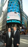 Viacom Rings the Stock Market Opening Bell  43502