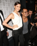 Irina Shayk at the Eleven Paris Store Launch 43506