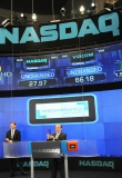 Viacom Rings the Stock Market Opening Bell  43557