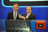 Viacom Rings the Stock Market Opening Bell  43560