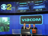 Viacom Rings the Stock Market Opening Bell  43570