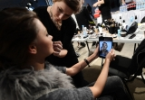 MBRFW: Backstage at Marina Makaron  43689