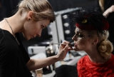 MBRFW: Backstage at Marina Makaron  43750