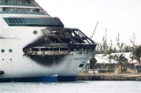 Fire breaks out on Royal Caribbean liner 43797