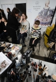 MBRFW: Backstage at Marina Makaron  43816