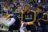 Rogers LA Galaxy debut last night as a substitute 77 minutes 43828