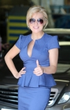 Sheridan Smith at the London Studios 43998