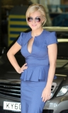 Sheridan Smith at the London Studios 44005
