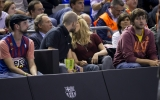 Shakira and Gerard Pique Watch a Game in Spain 2 44035