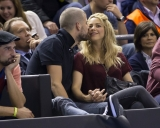 Shakira and Gerard Pique Watch a Game in Spain 2 44066